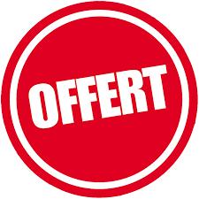 """Résultat de recherche d'images pour """"offert"""""""