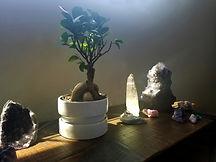 Sacred Shaman Meditation Ceremony Temple