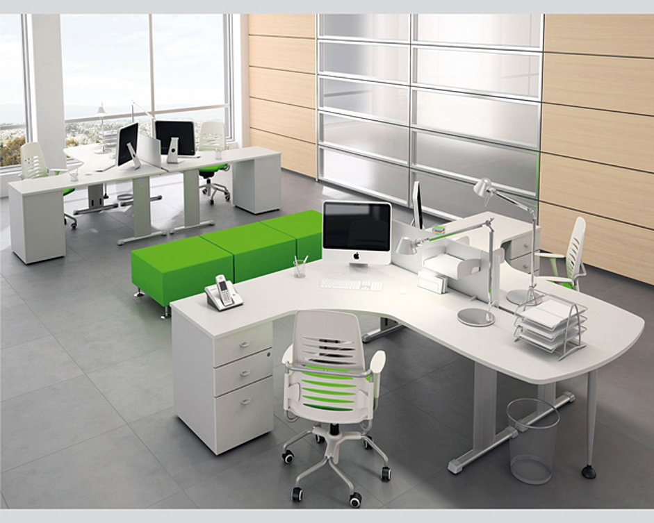 La oficina 1 0 muebles de oficina mas for Muebles de oficina quito