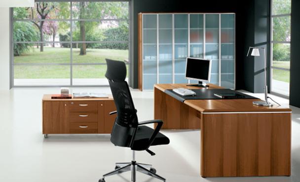 Muebles de oficinas modernos escritorio muebles oficina for Muebles de oficina usados en lugo