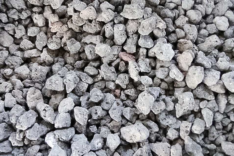 טוף שחור לגינה - סלעים לכיסוי שטח