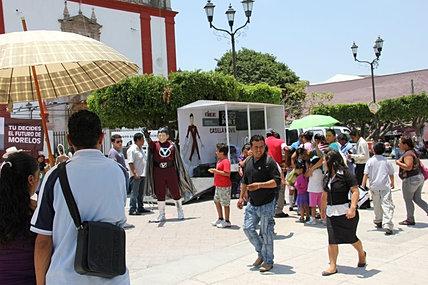 Activacion IEE Morelos