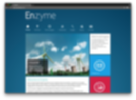 enzymelogic.com homepage