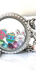 Memory Locket and Charms