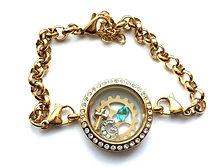 Memory Locket Bracelet