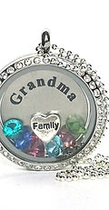 Memory Lockets and Floating Charms