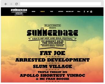 Summerdaze 2015