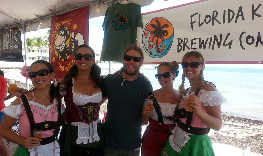 Florida keys brewing company production craft brewery in for Craft beer key west