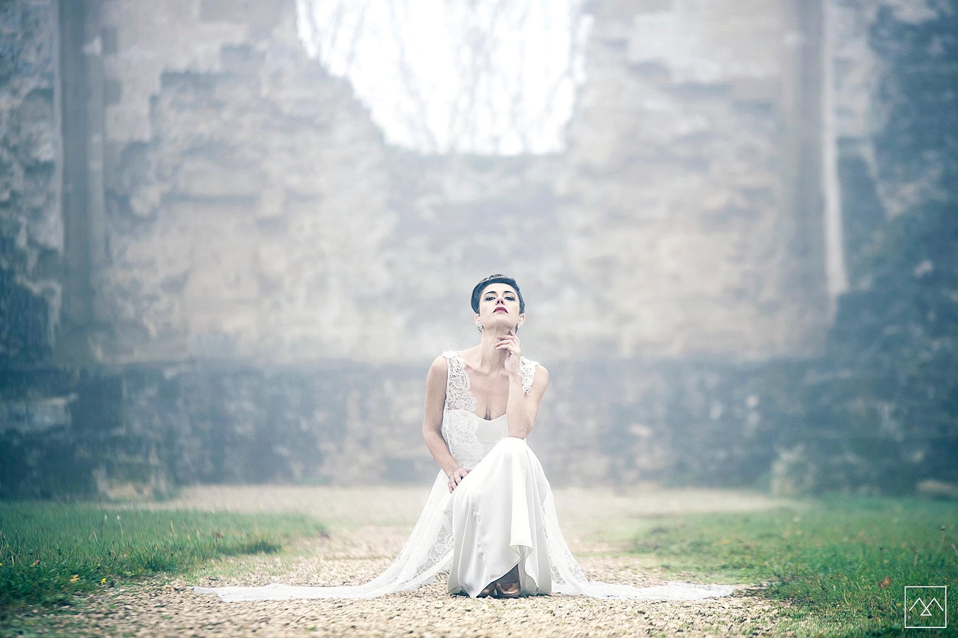 8 anna cruz maquillage et coiffure mariage lyon shooting inspiration collection 2017 - Coiffeuse Maquilleuse Mariage Lyon
