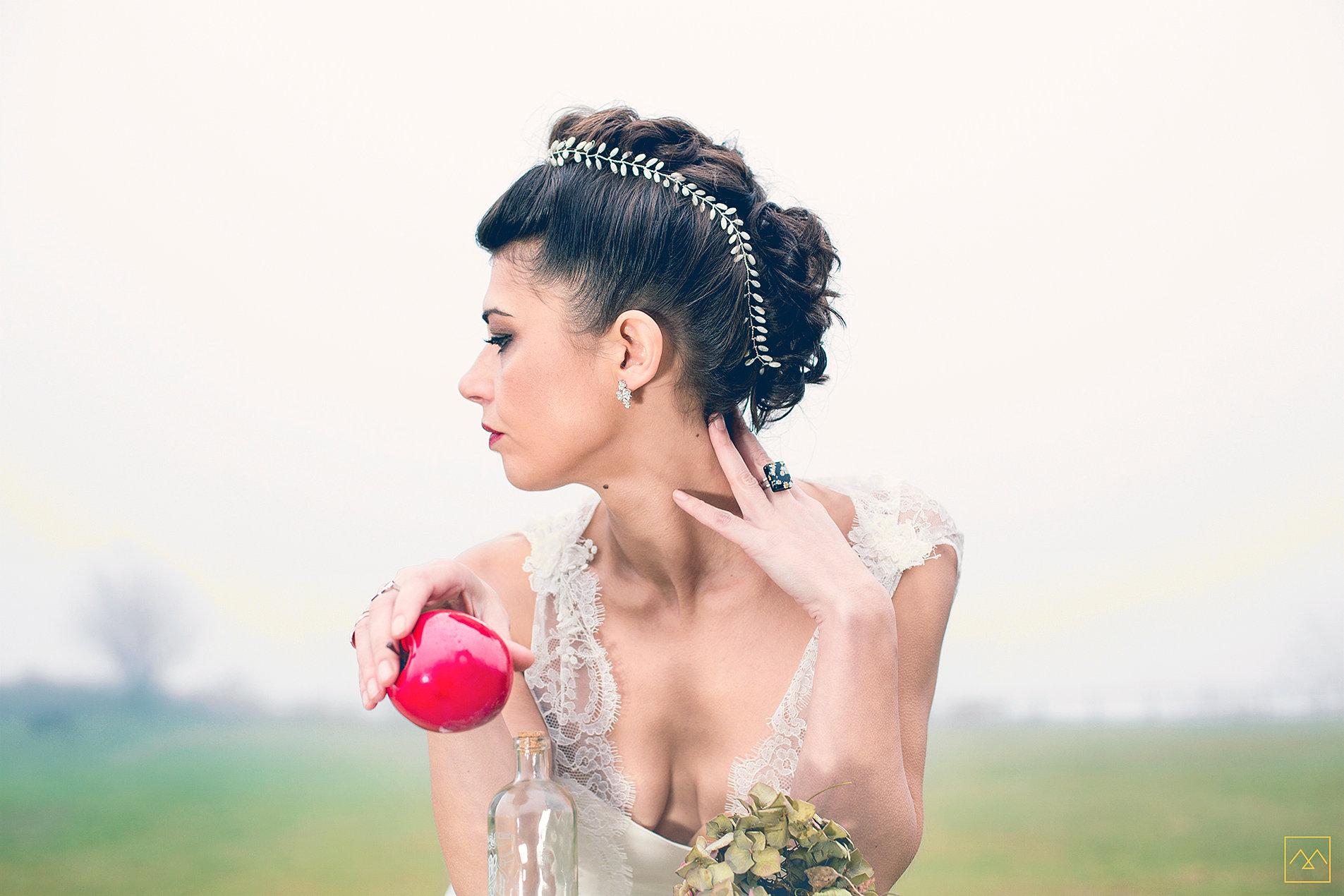 6 anna cruz maquillage et coiffure mariage lyon shooting inspiration collection 2017 - Coiffeuse Maquilleuse Mariage Lyon