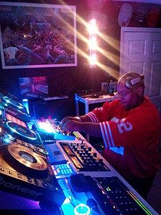 DJ Dave Lawrence