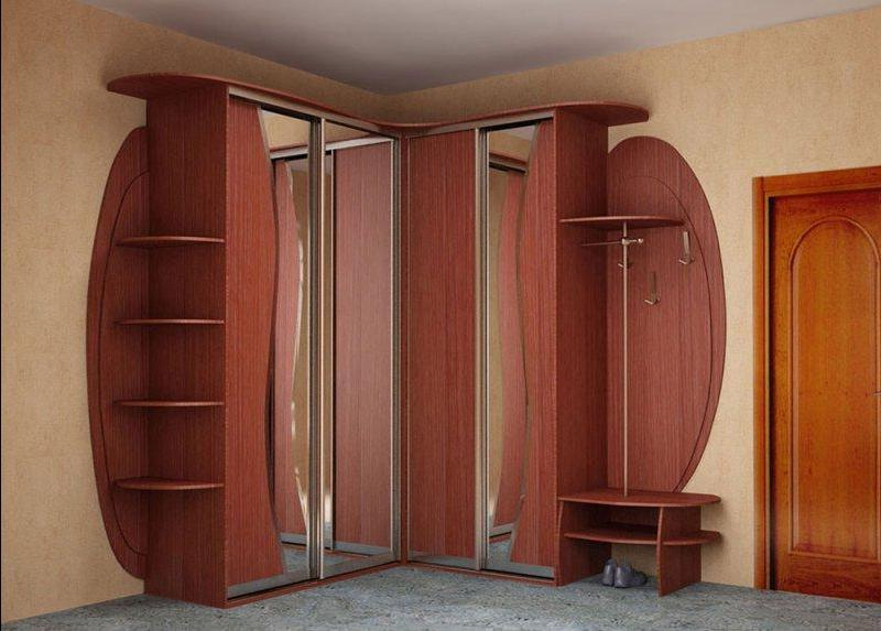 Интерьер в стиле арт Дизайн комнаты с шкафом купе Шкаф в нишу дизайн шкаф купе с