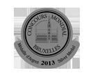 ConcoursMondialBruxelles_Argent2013.png
