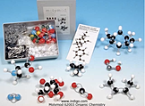 Organic Chemistry Visualization Set