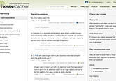 KhanAcademy_Community Forum