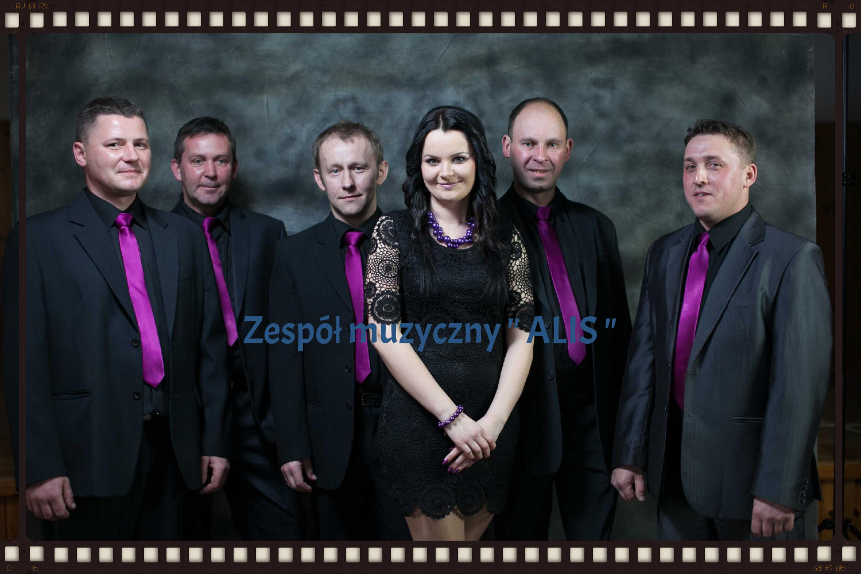 zespół muzyczny Alis