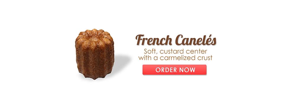 French Caneles