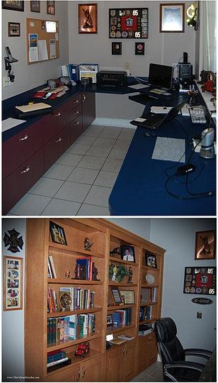 Home Office Storage Upgrade 1