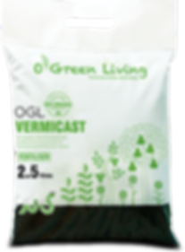 Vermicast - Organic Fertilizer