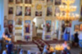 Свято Андріївський храм Старокостянтинів