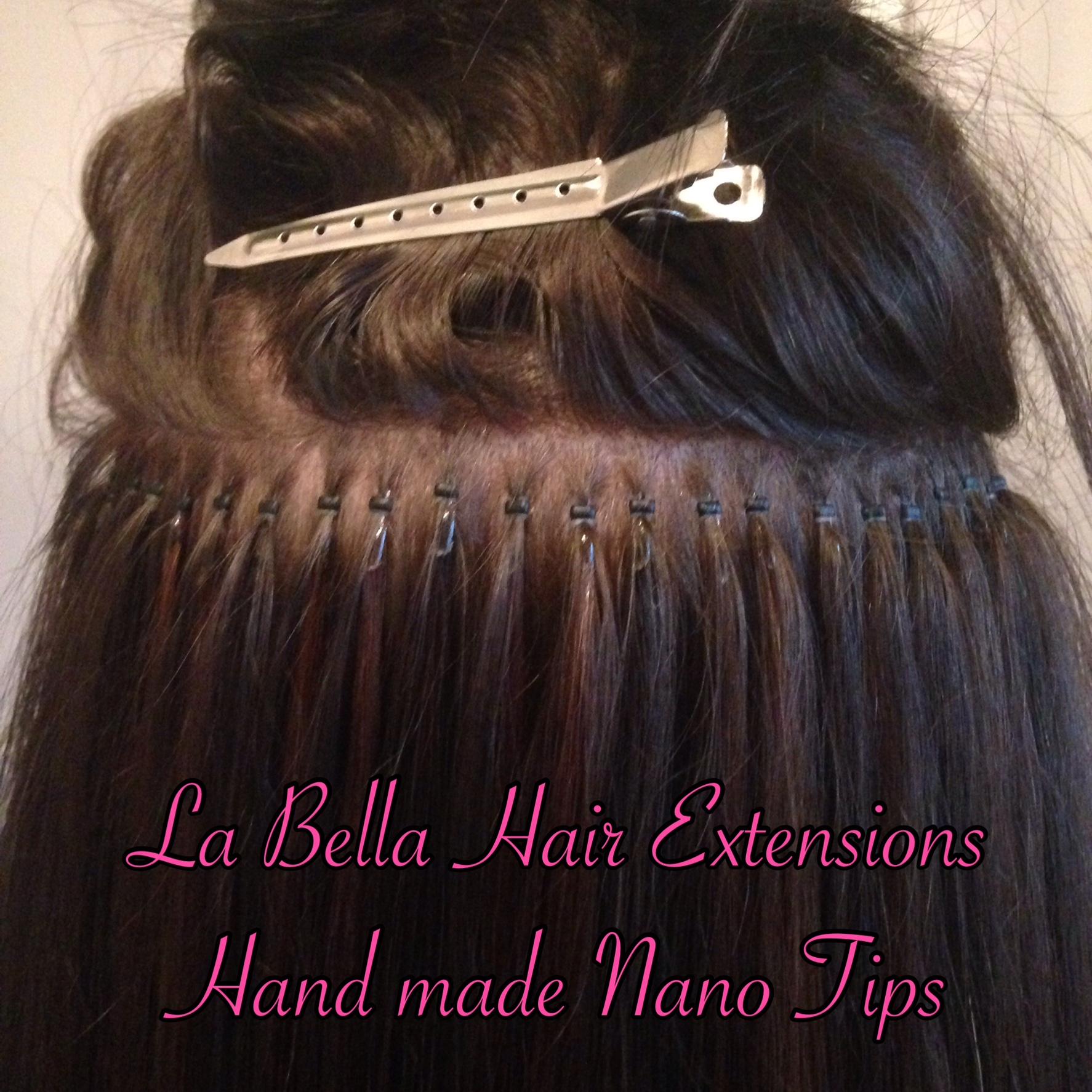 Nano Ring Hair Extensions Kent Remy Indian Hair