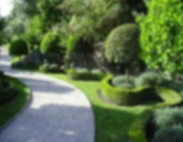 Styled Garten