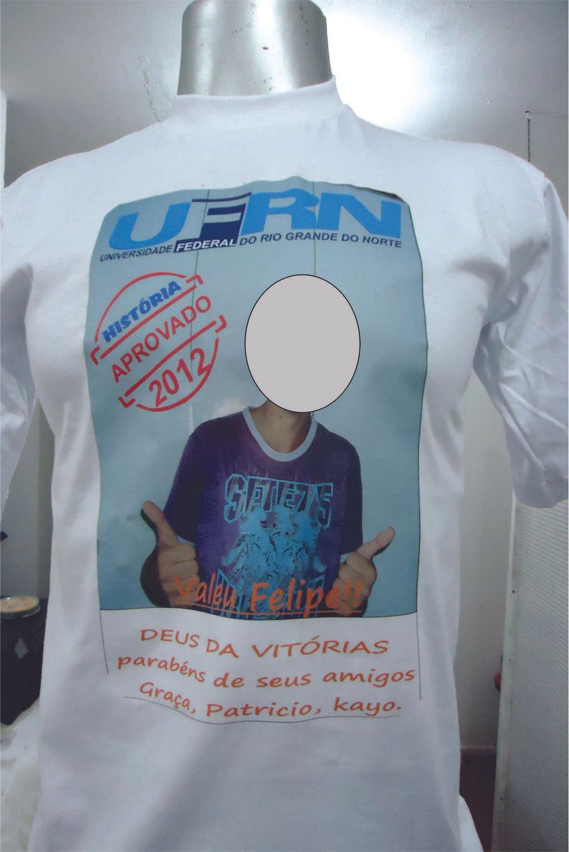 camiseta foto