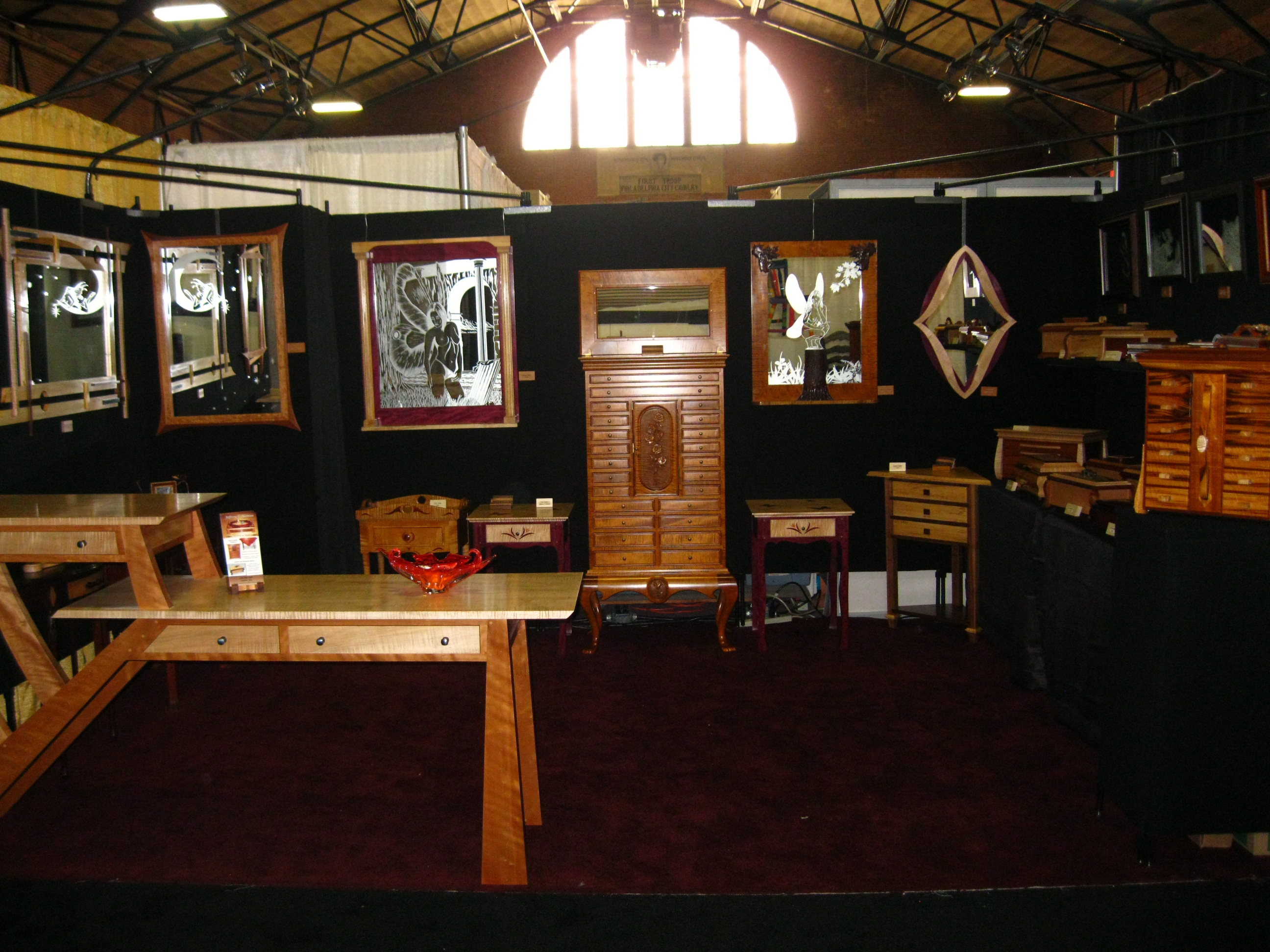 Philadelphia Invitational Furniture Show Img 0676 Jpg