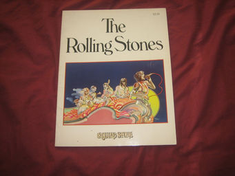 my rolling stones books collection 2 041