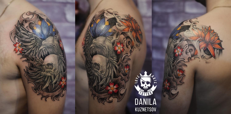 Фото татуировок и цены у мастеров