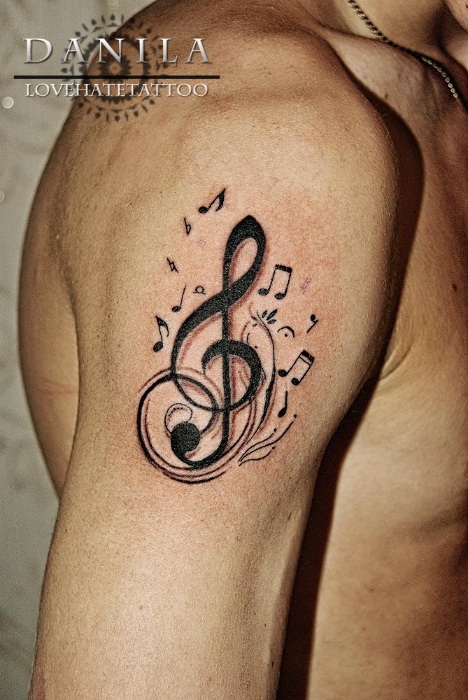 Ключ татуировка значение
