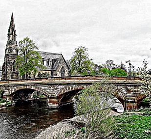 Telford Bridge Morpeth