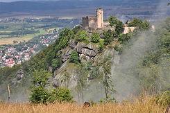 Fig. 1. The castle of Chojnik.jpg