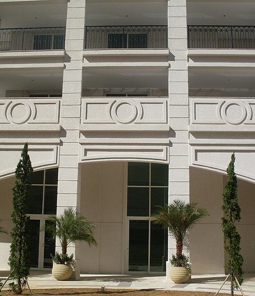 Fabrica o de molduras em eps p fachadas div term - Molduras para fachadas ...