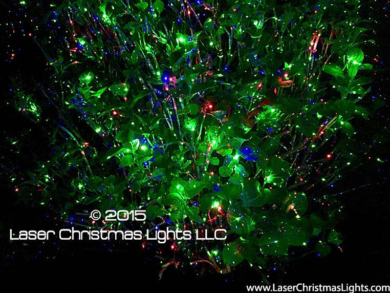 Laser Christmas Lights and Outdoor Laser Lights   Light'em Up Lasers