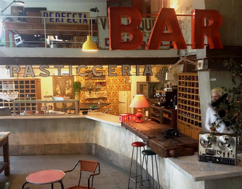 Il Lanificio Cucina è unosteria moderna, con cucina internazionale ...