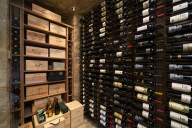 6 tips for storing wine in hotter climates custom wine for Cost to build wine cellar