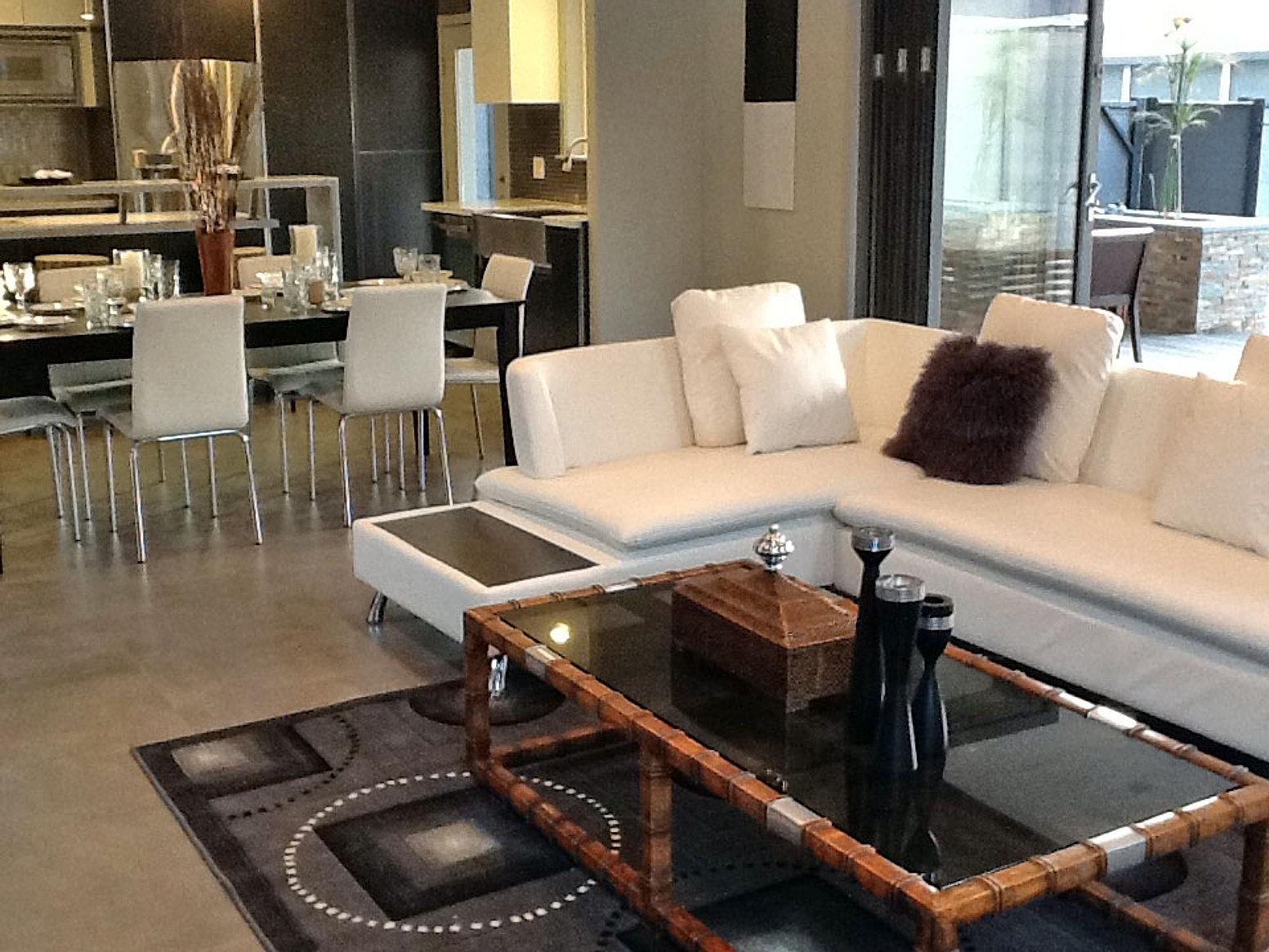 Complete Home Staging Furniture Rental Redesign Interior