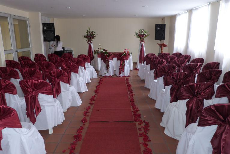 Banquetes el buffet nr created by for Decoracion 31 de diciembre