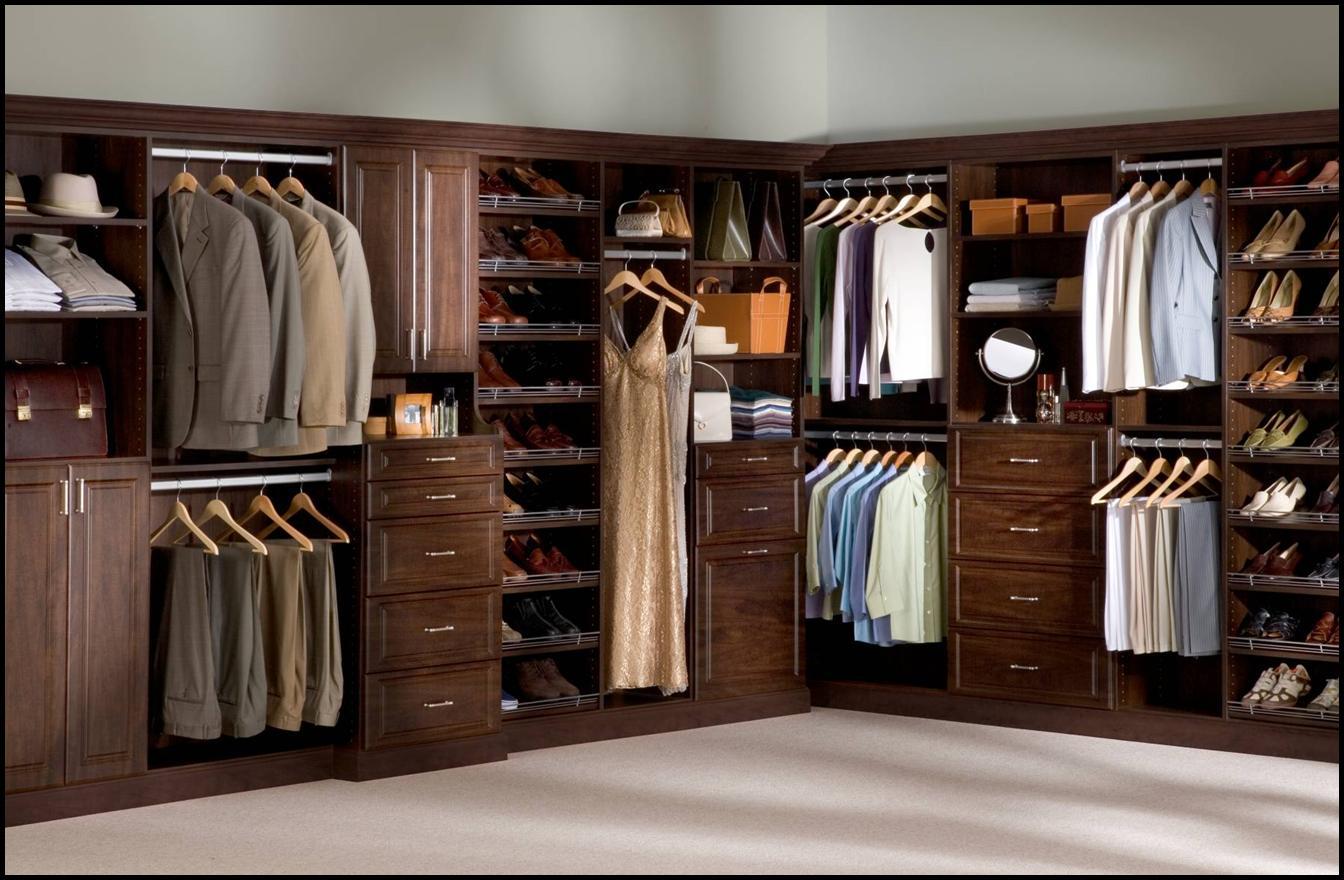 Closet Design Options