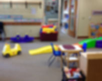 Sheboygan County Family Resource Center Play Area