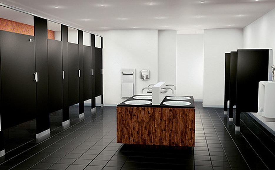 David RoncariConnecticutCommercial BathroomsToilet Partitions