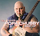 10yrs with popa chubby
