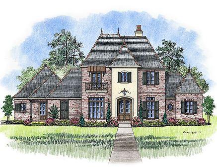 Acadian style home plans home design and style for 2 story acadian house plans