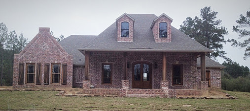 The Jefferson & Madden Home Design - Acadian House Plans French Country House Plans ...