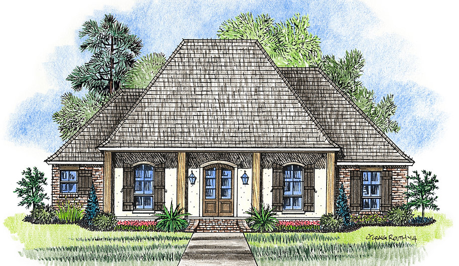 Madden Home Design The Willow