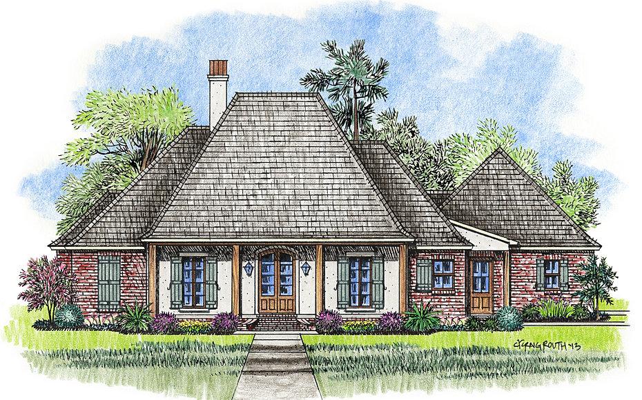 Madden home design the livingston for Madden home designs