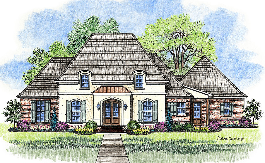Madden Home Design The Charleston