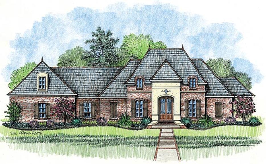 Madden home design st louis for Madden home designs