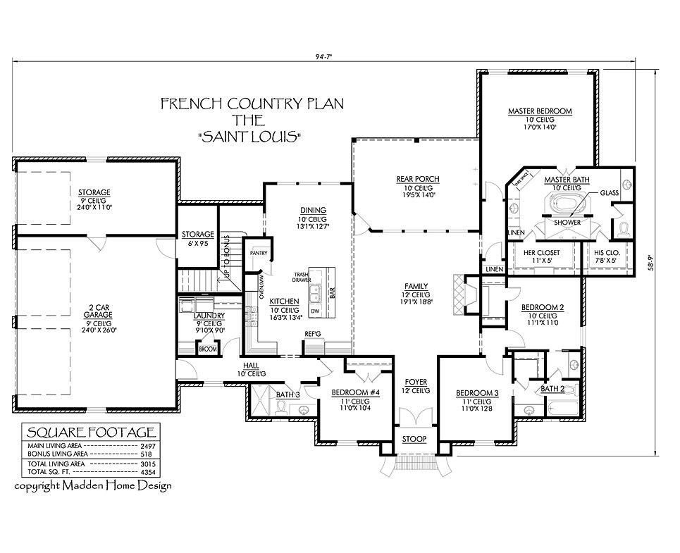 Madden home design st louis home design for Madden home designs